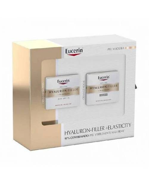 Eucerin Hyaluron Filler Elasticity Crema Dia y Noche 50 ml