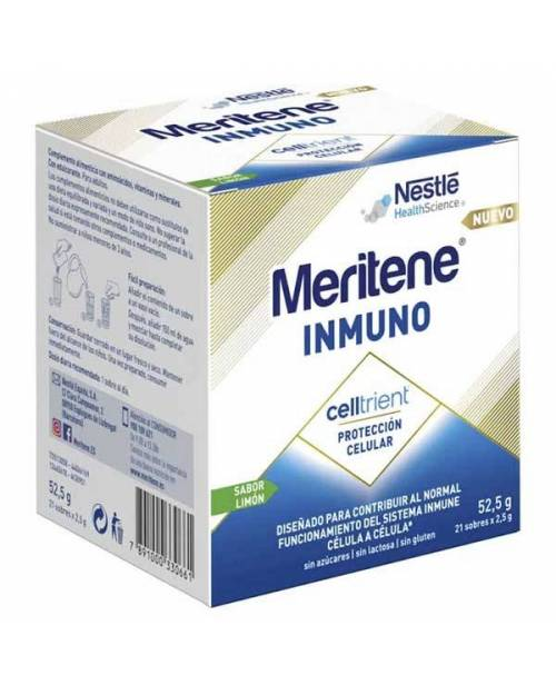 Meritene Inmuno 21 Sobres