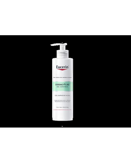 Eucerin DermoPure Oil Control Gel Limpiador 200ml